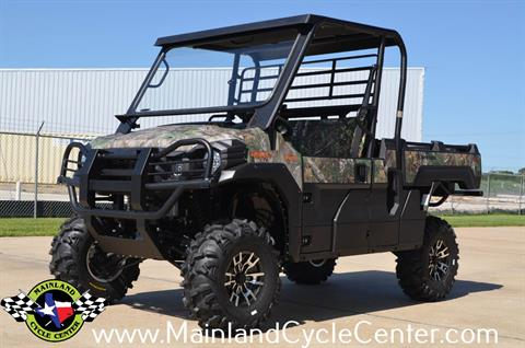2016 Kawasaki Mule Pro-FX EPS Camo in La Marque, Texas - Photo 6