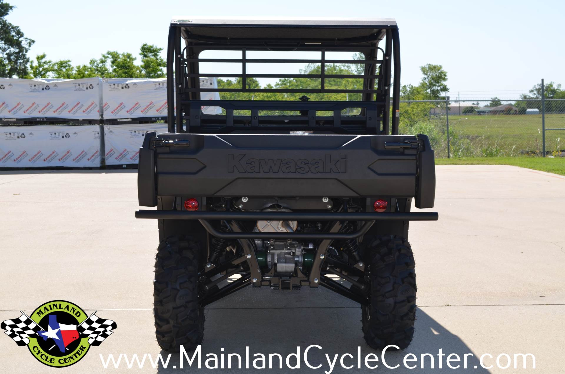 2016 Kawasaki Mule Pro-FX EPS Camo in La Marque, Texas - Photo 8