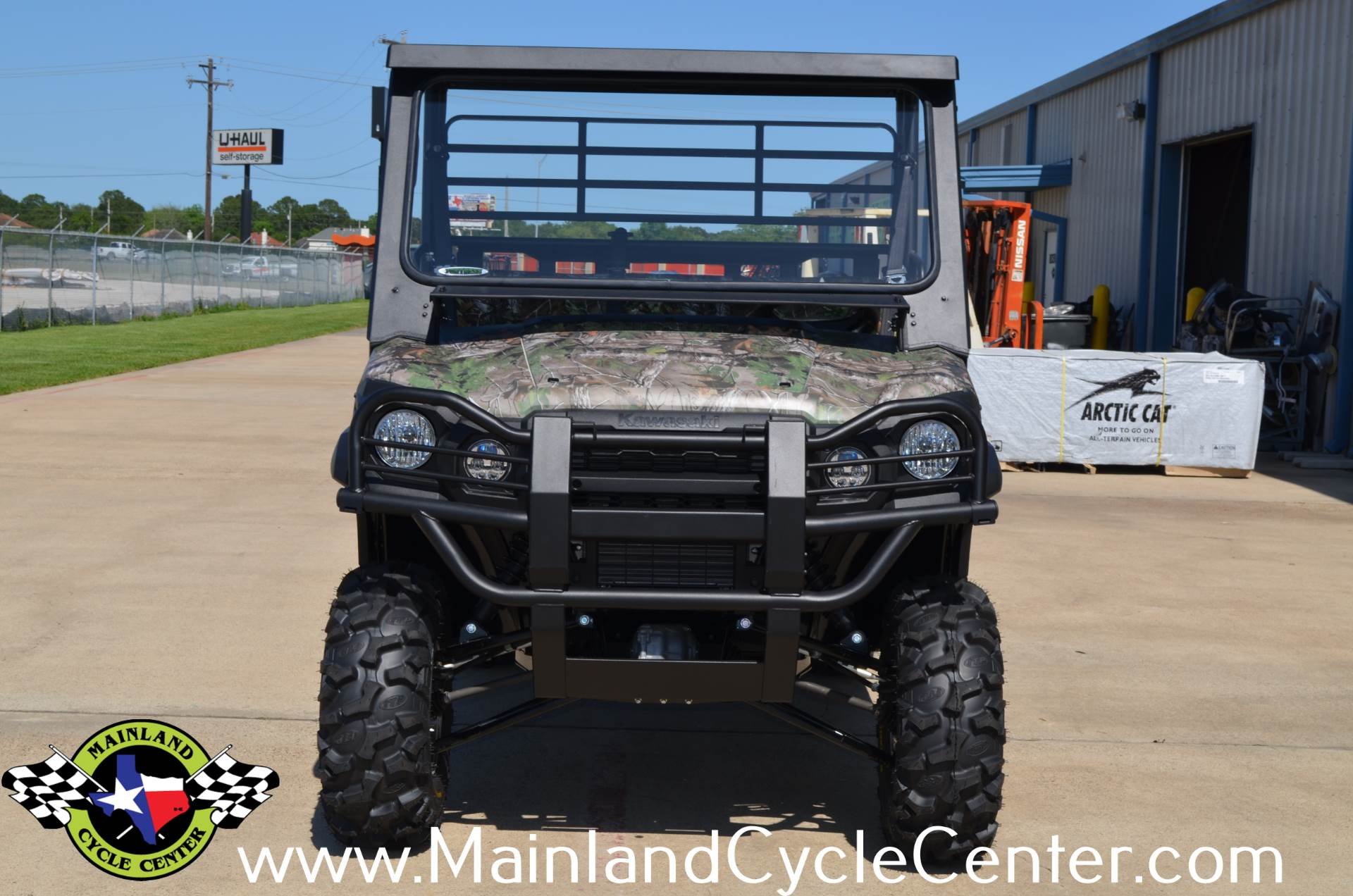 2016 Kawasaki Mule Pro-FX EPS Camo in La Marque, Texas - Photo 9