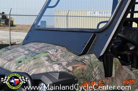 2016 Kawasaki Mule Pro-FX EPS Camo in La Marque, Texas - Photo 18