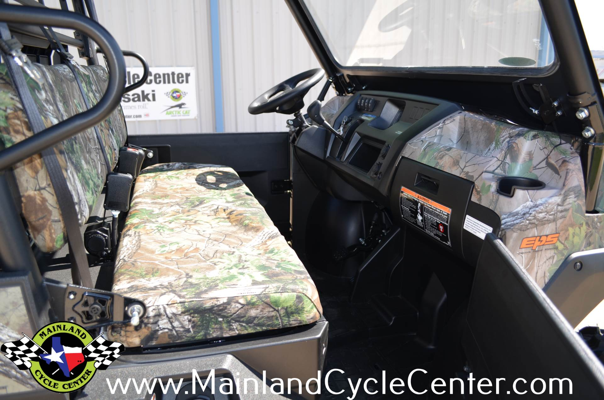 2016 Kawasaki Mule Pro-FX EPS Camo in La Marque, Texas - Photo 28