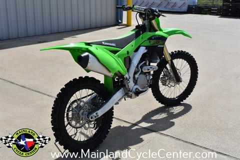 2020 Kawasaki KX 250 in La Marque, Texas - Photo 4