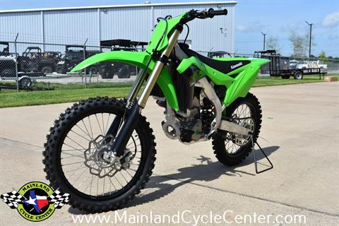 2020 Kawasaki KX 250 in La Marque, Texas - Photo 6