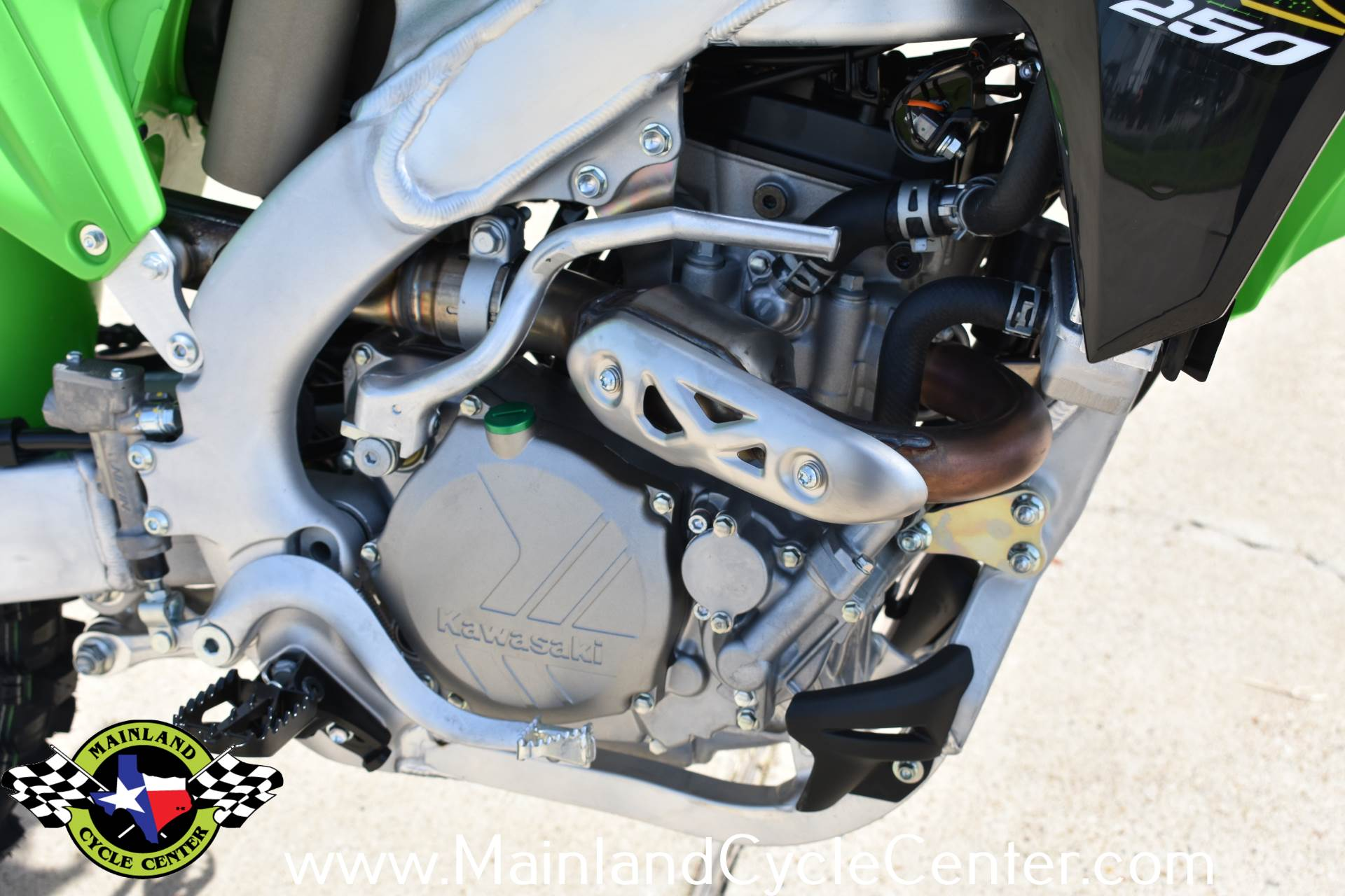 2020 Kawasaki KX 250 in La Marque, Texas - Photo 10
