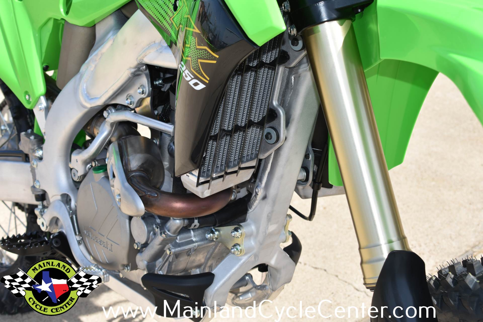 2020 Kawasaki KX 250 in La Marque, Texas - Photo 16