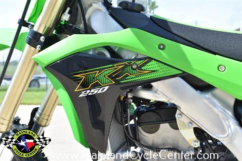 2020 Kawasaki KX 250 in La Marque, Texas - Photo 18