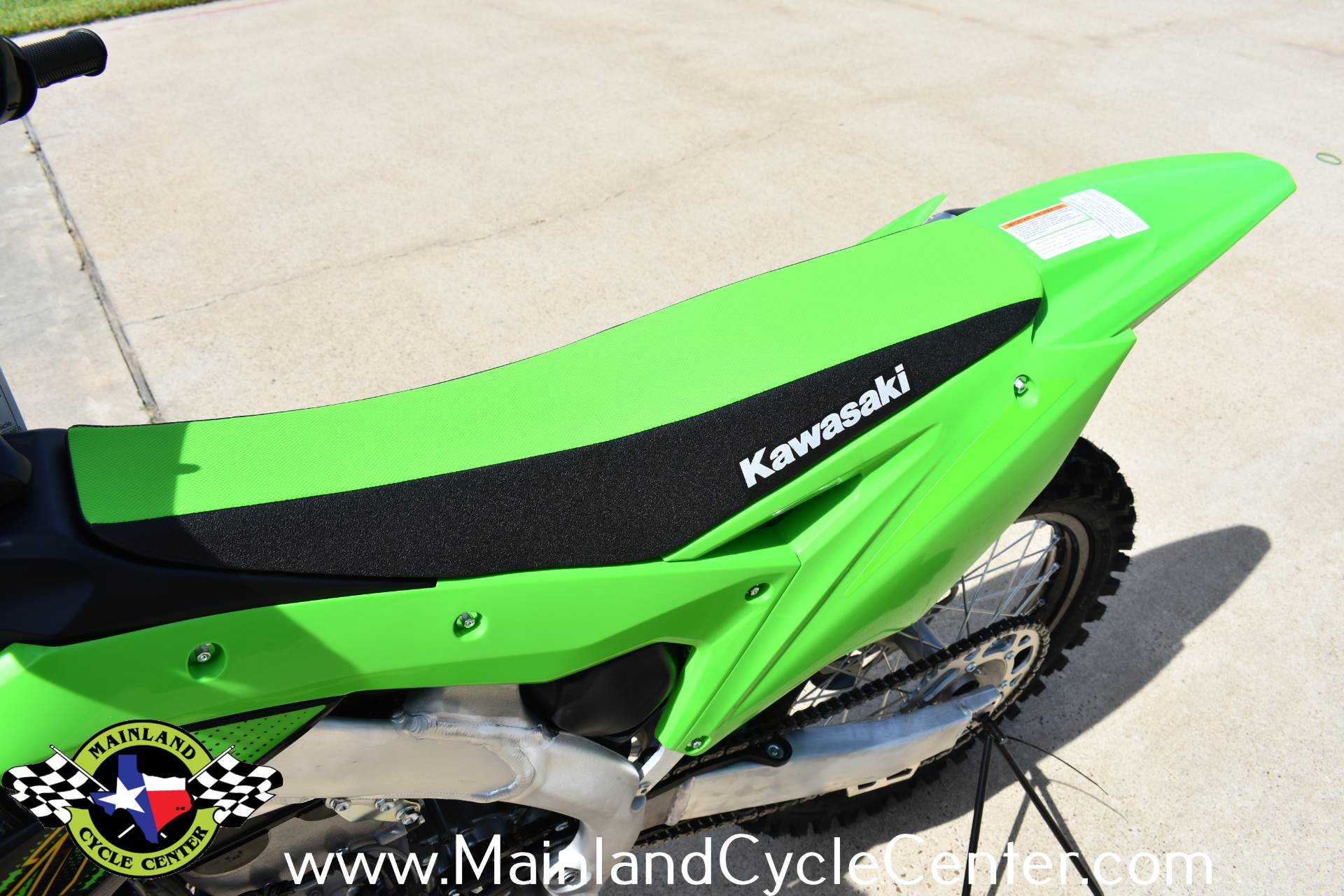 2020 Kawasaki KX 250 in La Marque, Texas - Photo 23