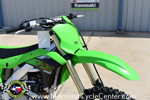 2020 Kawasaki KX 250 in La Marque, Texas - Photo 11