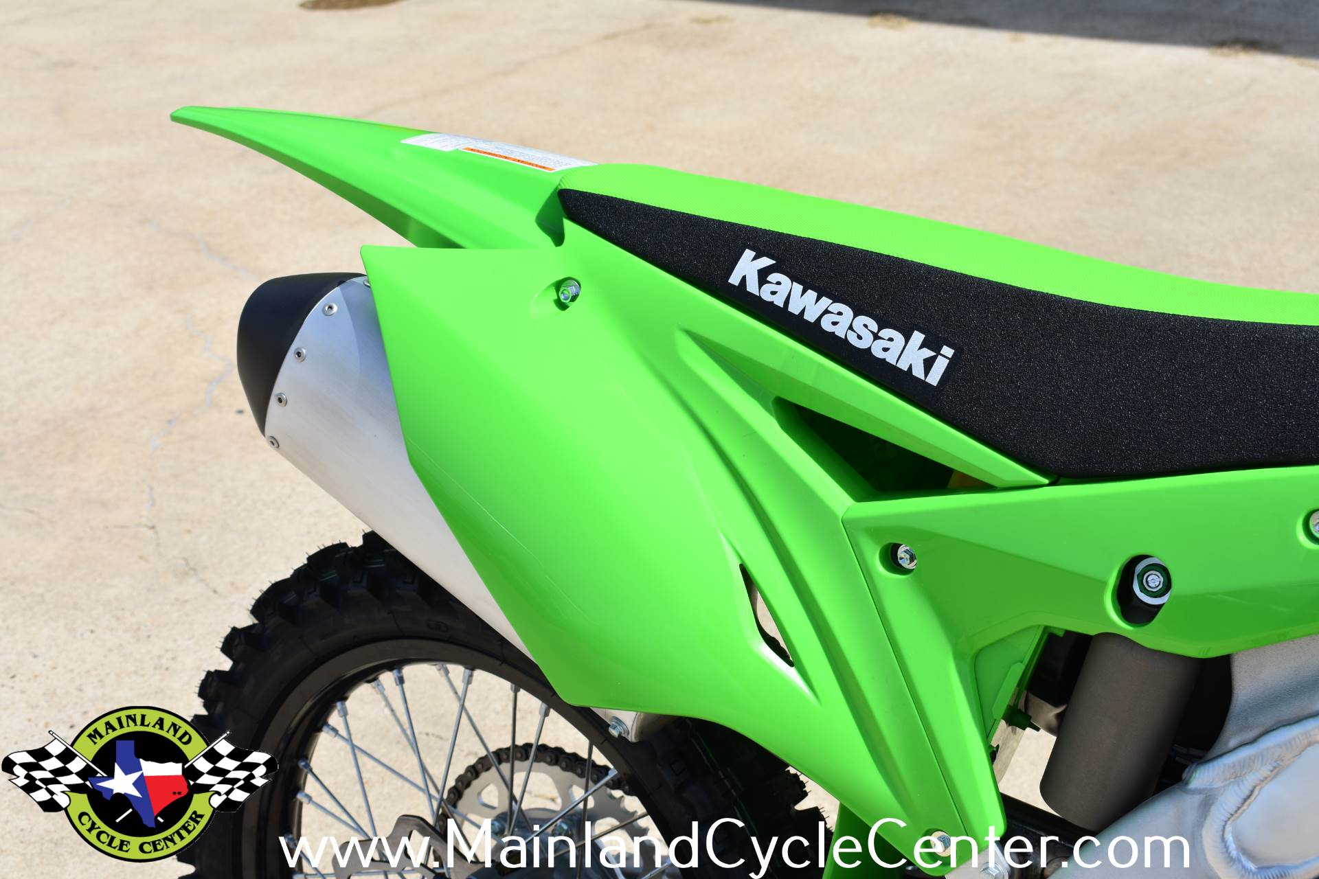 2020 Kawasaki KX 250 in La Marque, Texas - Photo 12