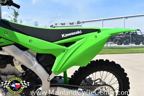 2020 Kawasaki KX 250 in La Marque, Texas - Photo 20