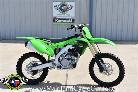 2020 Kawasaki KX 250 in La Marque, Texas - Photo 1