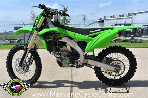 2020 Kawasaki KX 250 in La Marque, Texas - Photo 5
