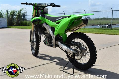 2020 Kawasaki KX 250 in La Marque, Texas - Photo 7