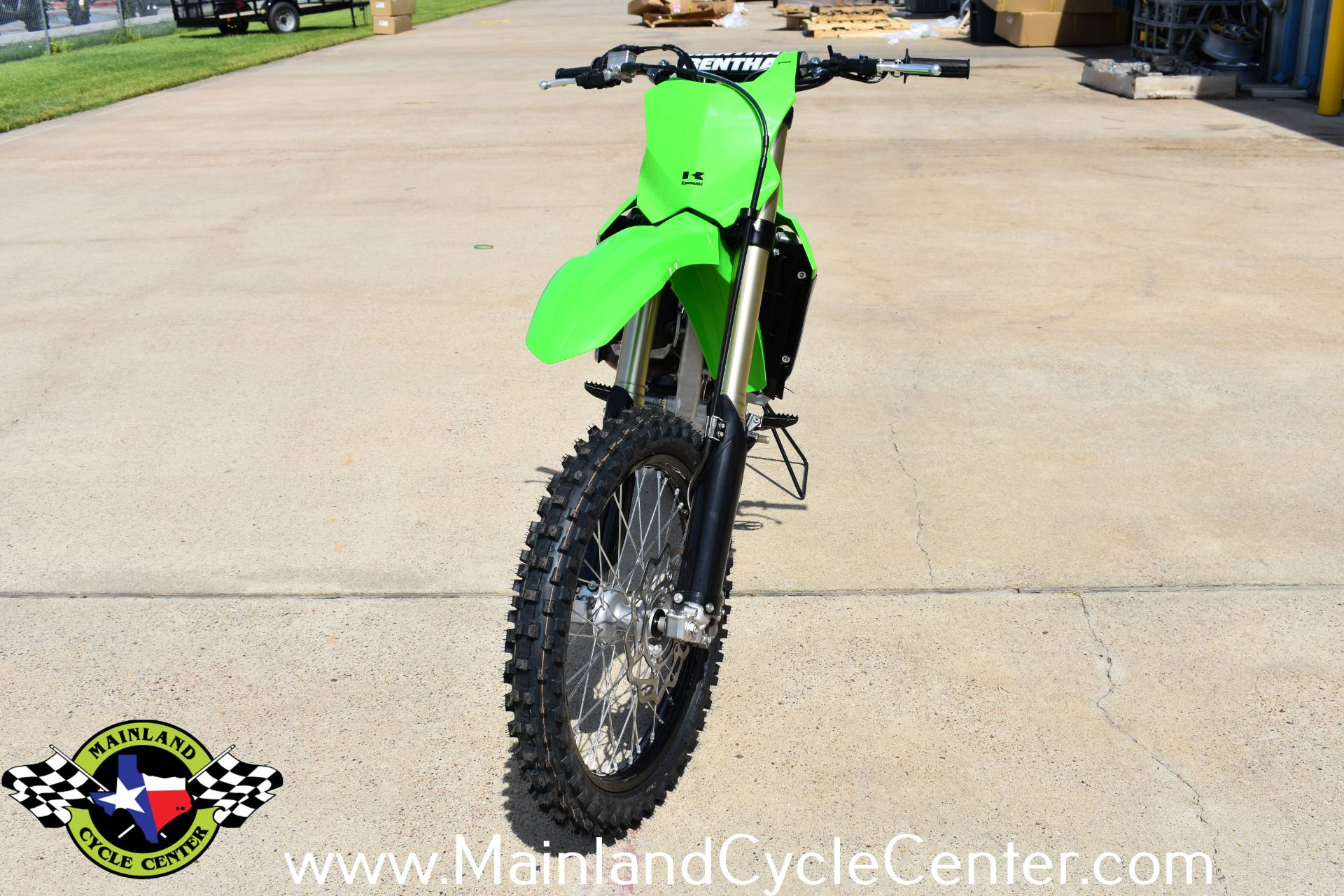 2020 Kawasaki KX 250 in La Marque, Texas - Photo 9