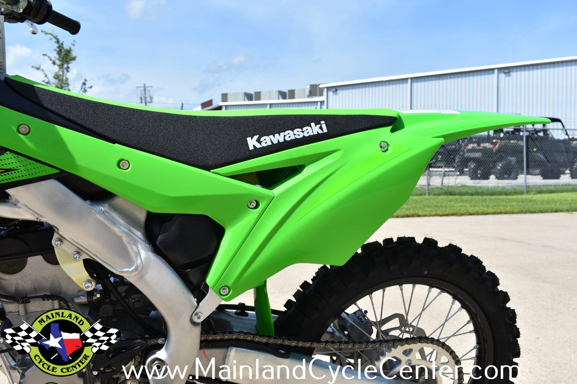 2020 Kawasaki KX 250 in La Marque, Texas - Photo 22