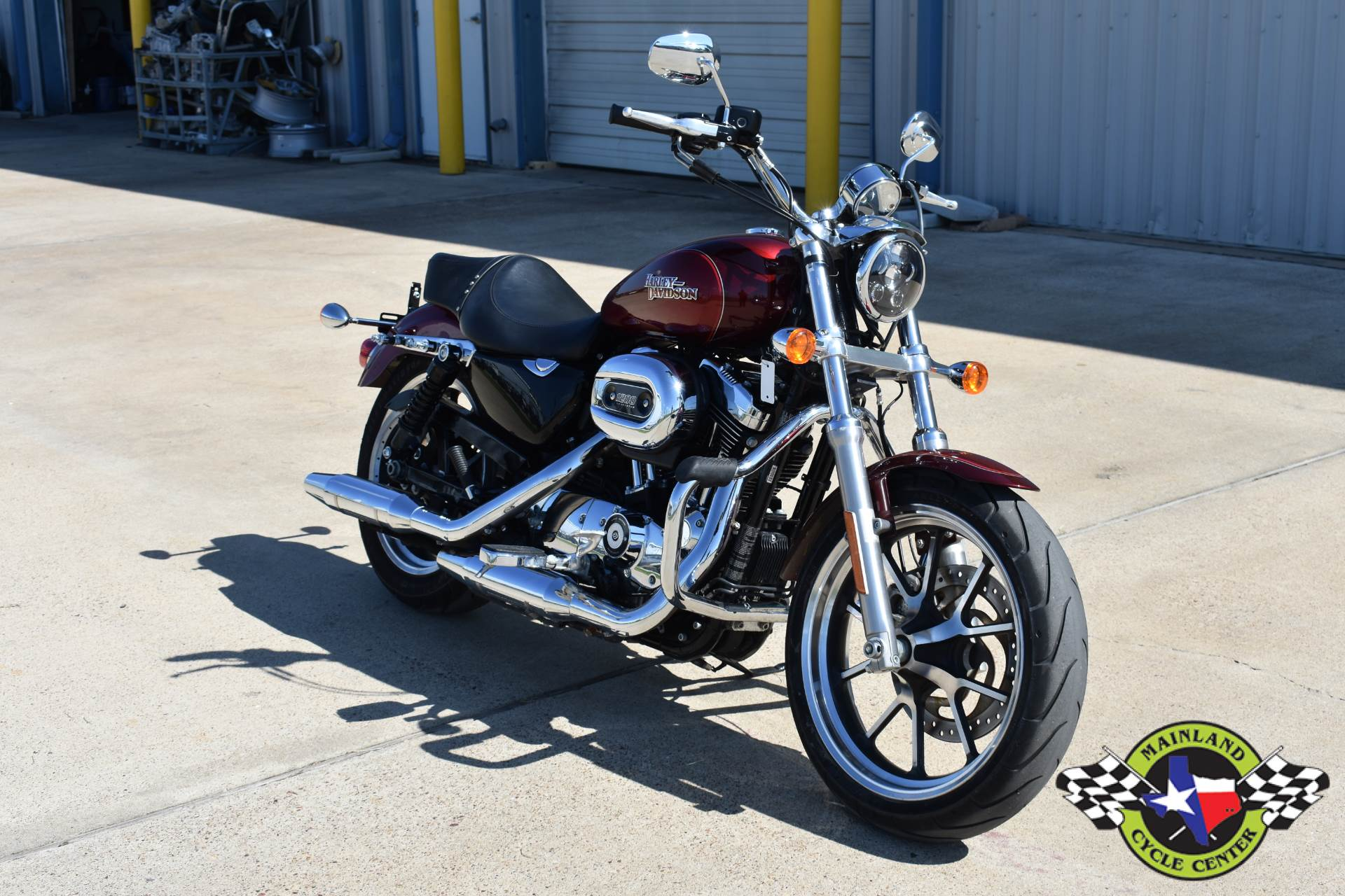 2017 Harley-Davidson Superlow® 1200T in La Marque, Texas - Photo 2