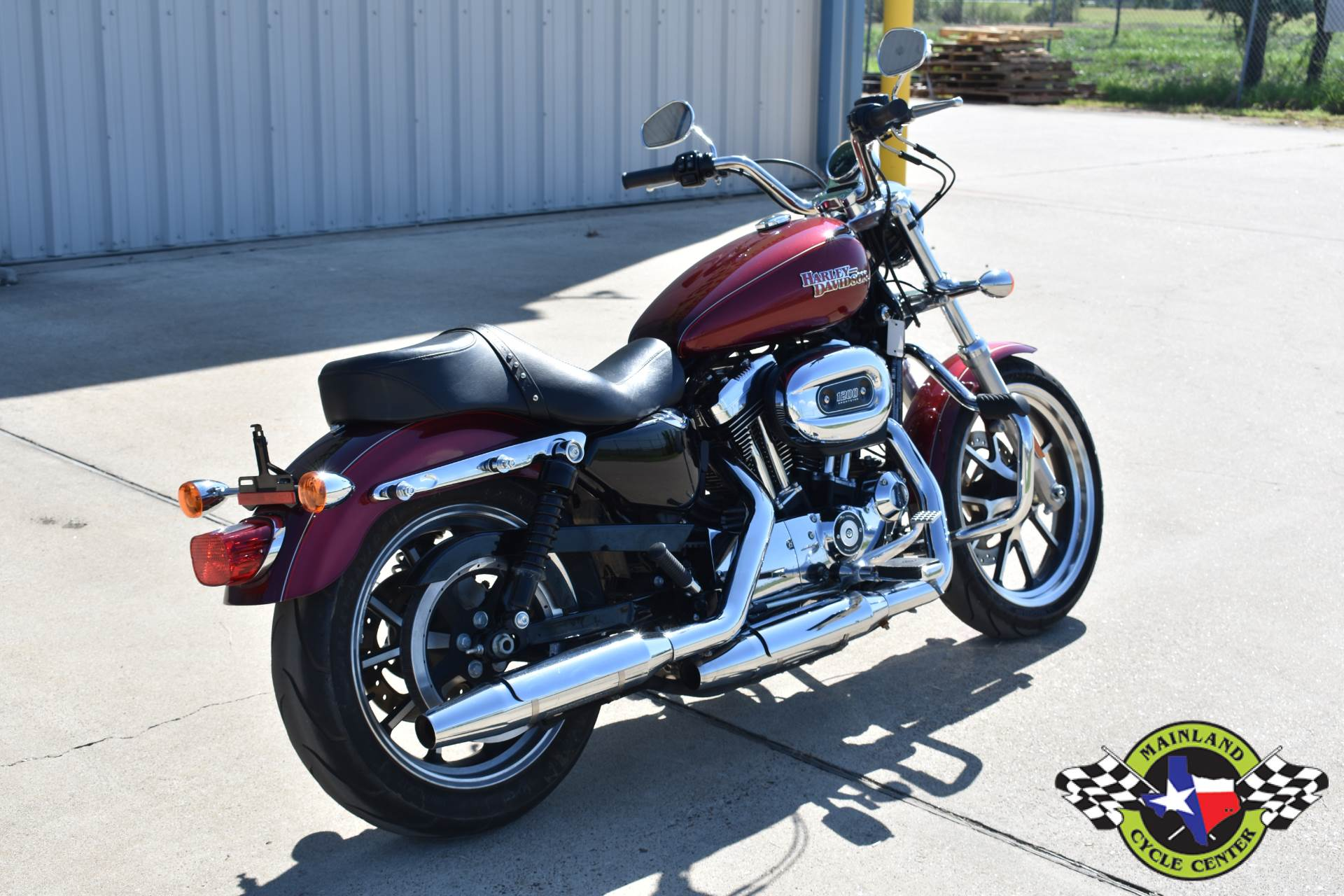 2017 Harley-Davidson Superlow® 1200T in La Marque, Texas - Photo 3
