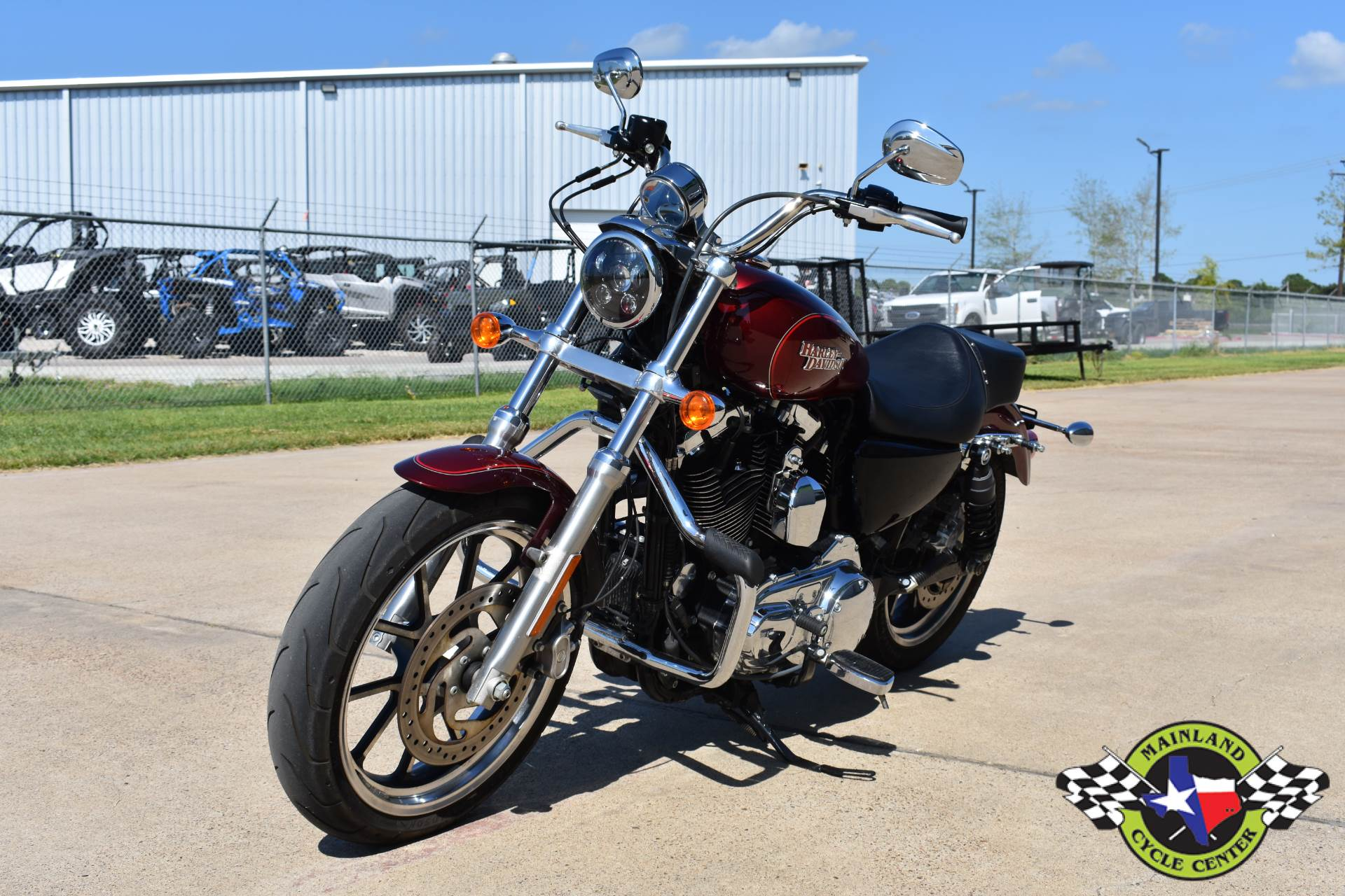 2017 Harley-Davidson Superlow® 1200T in La Marque, Texas - Photo 5