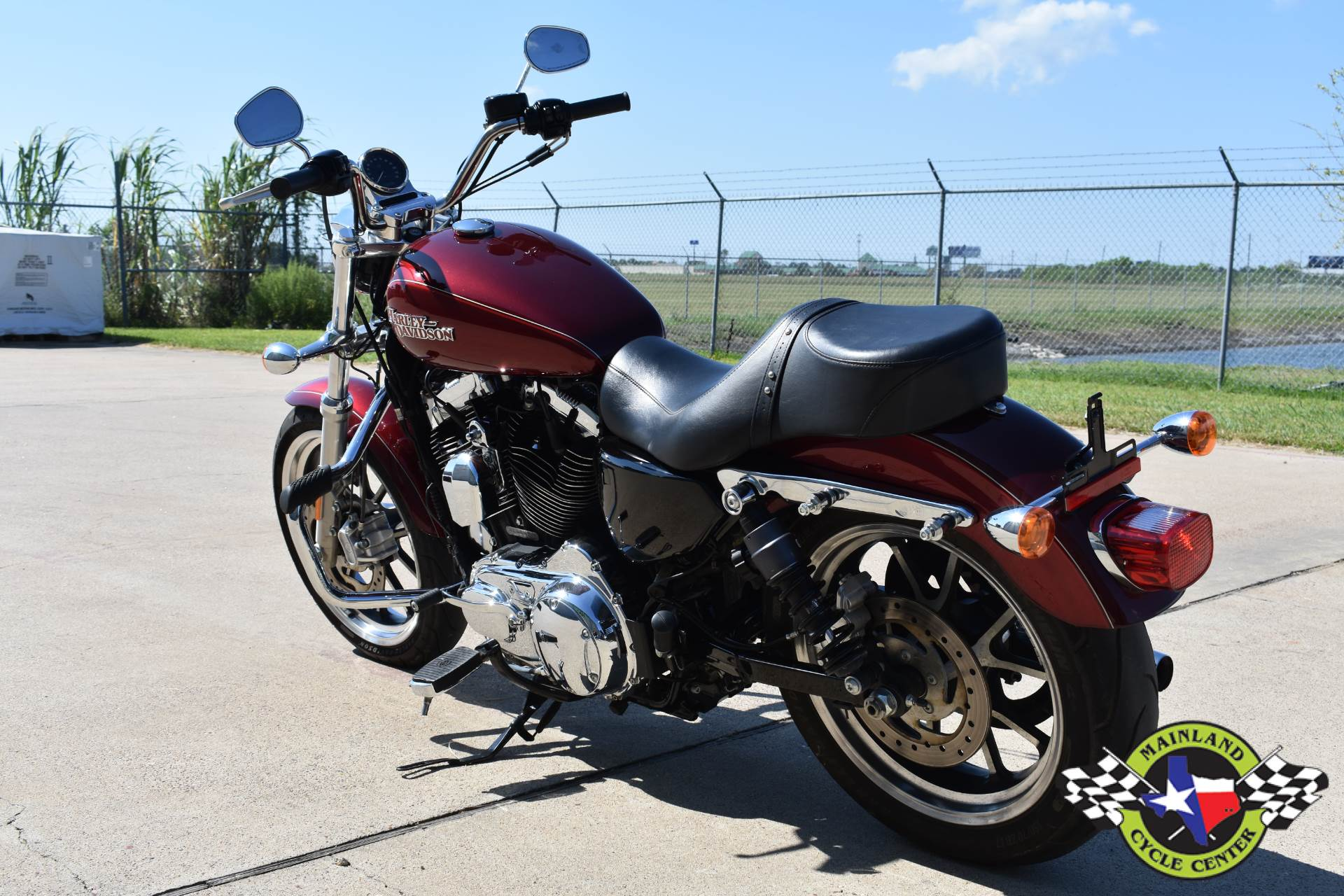 2017 Harley-Davidson Superlow® 1200T in La Marque, Texas - Photo 6