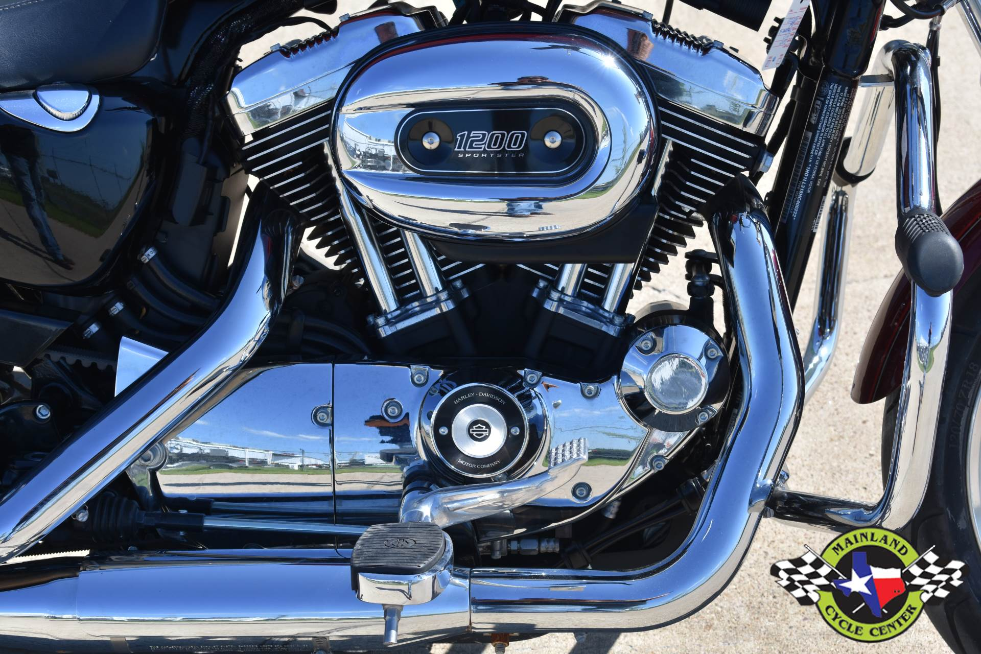 2017 Harley-Davidson Superlow® 1200T in La Marque, Texas - Photo 9