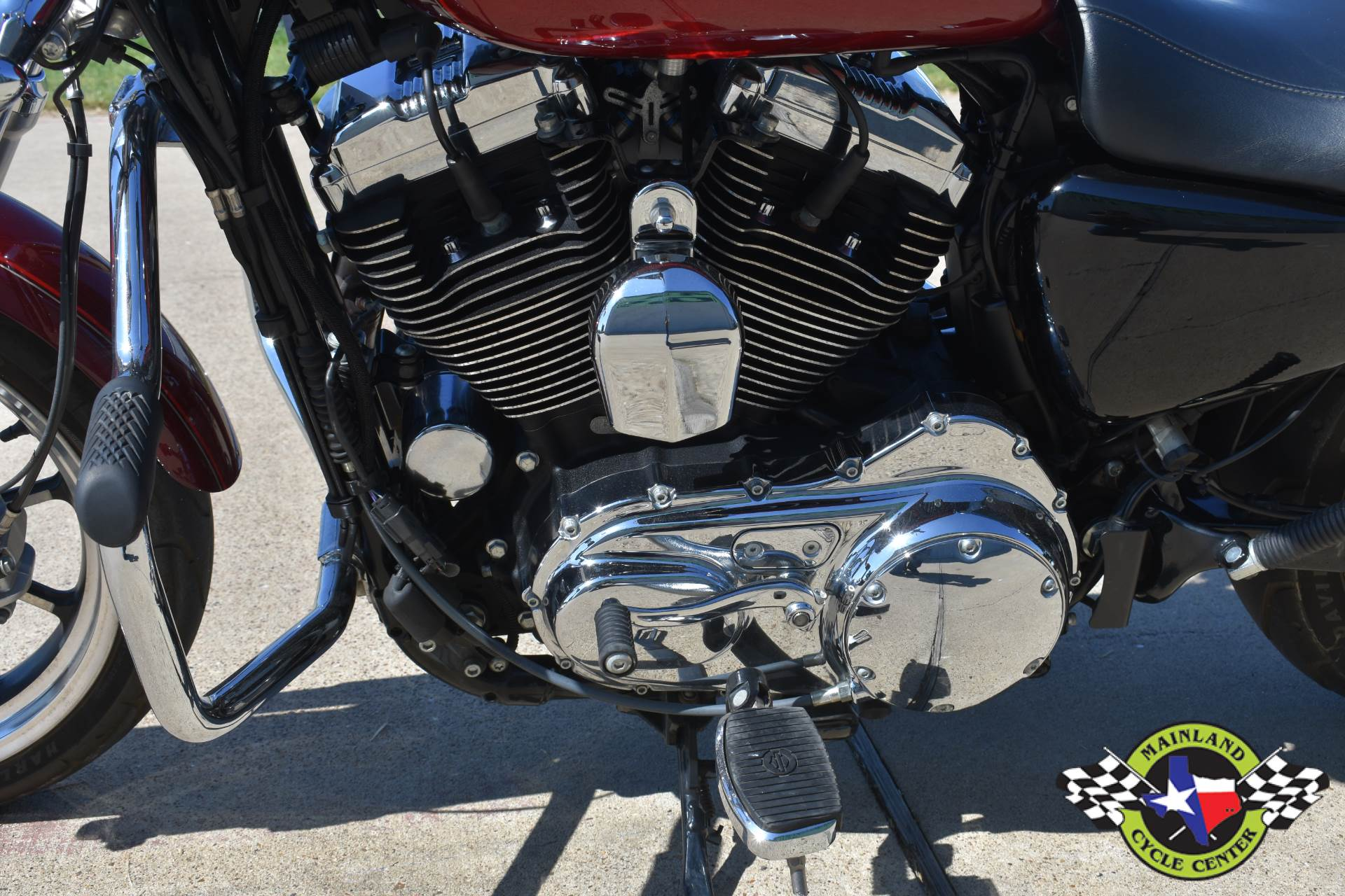 2017 Harley-Davidson Superlow® 1200T in La Marque, Texas - Photo 16