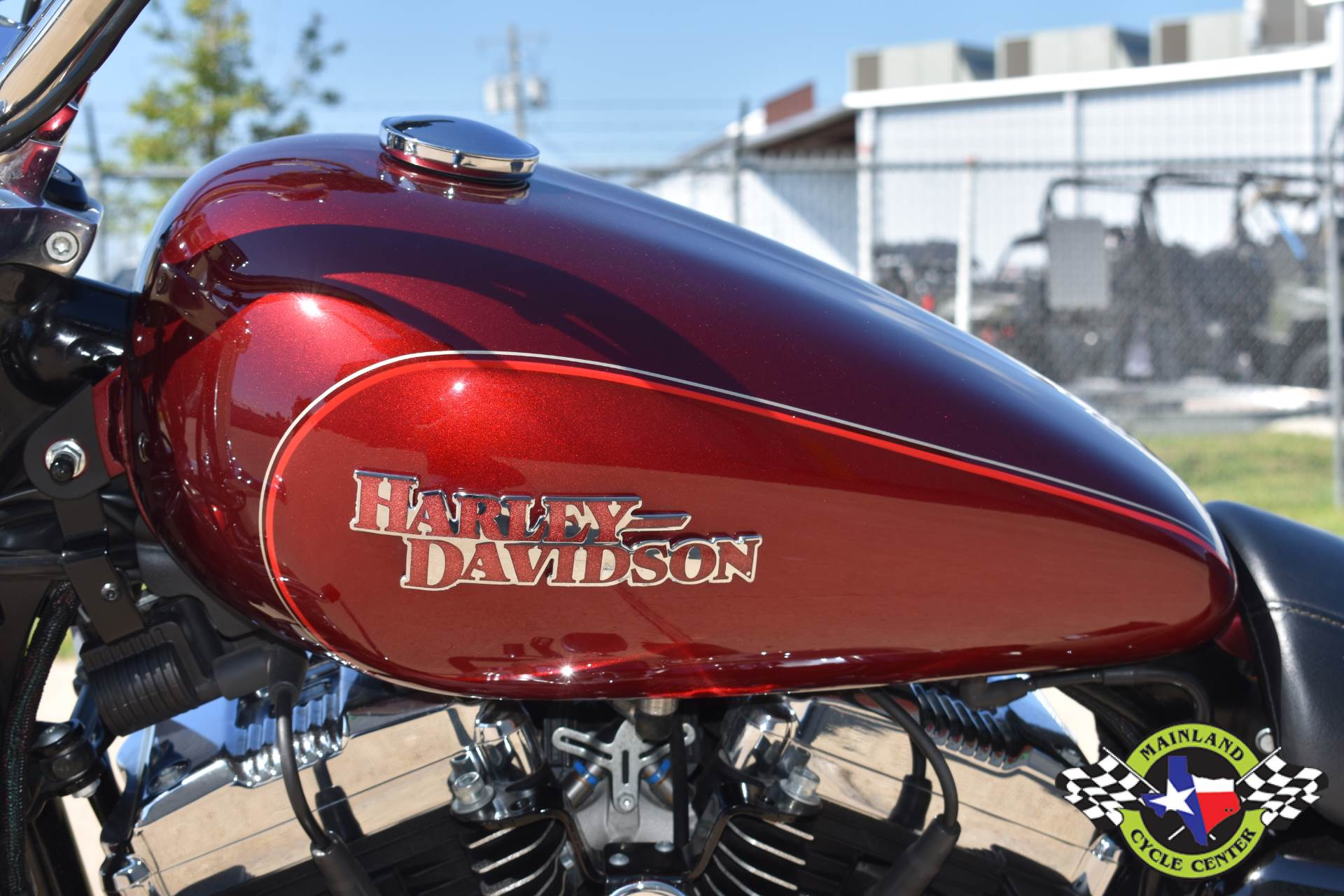2017 Harley-Davidson Superlow® 1200T in La Marque, Texas - Photo 17