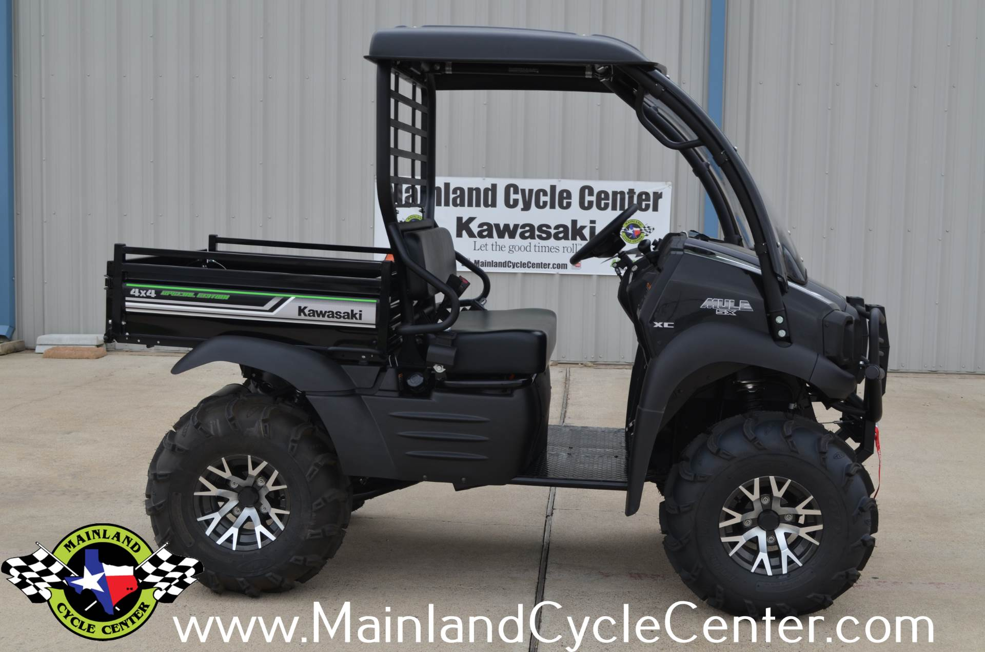 2017 Kawasaki Mule SX 4x4 XC SE in La Marque, Texas - Photo 3