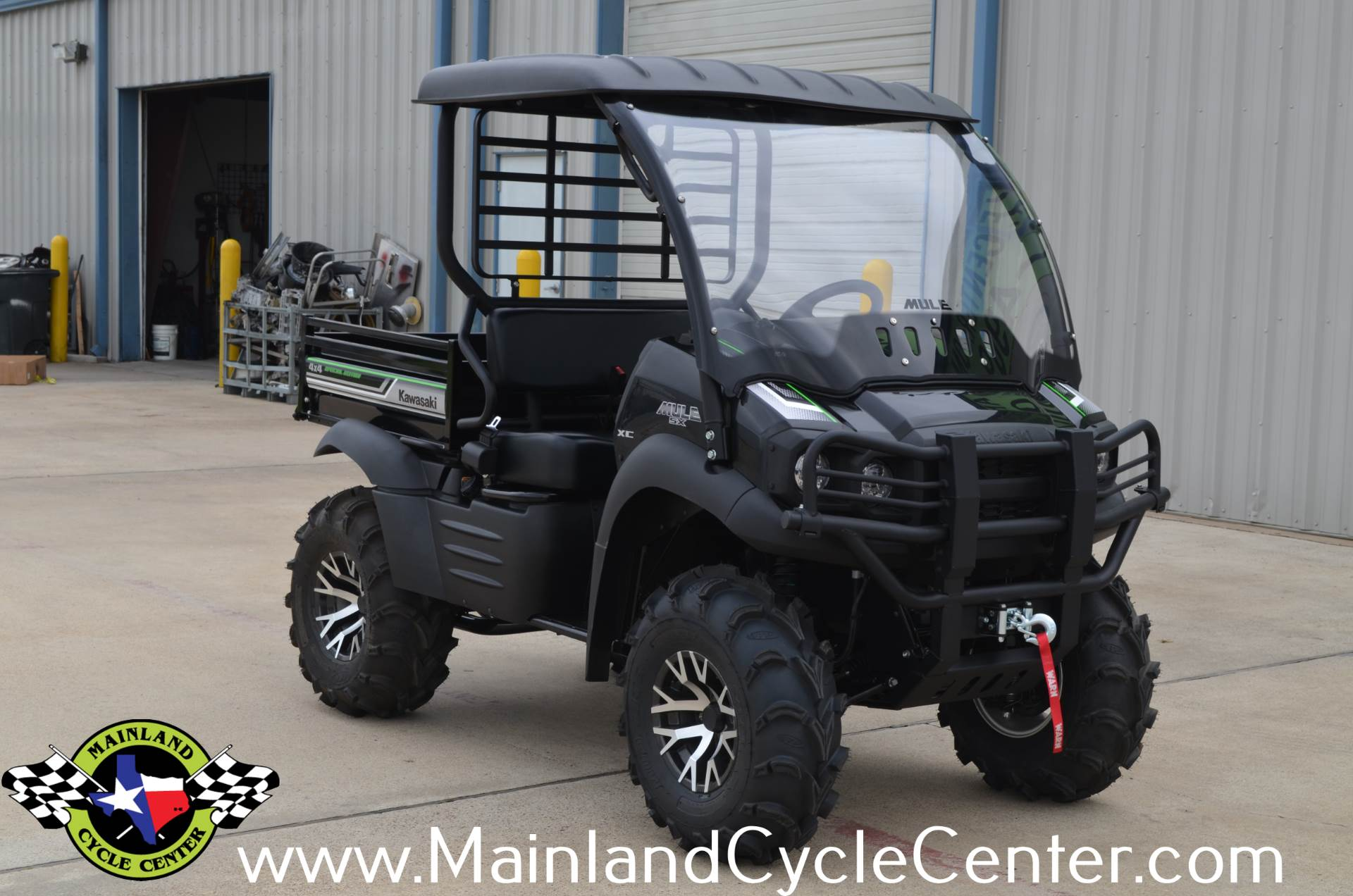 2017 Kawasaki Mule SX 4x4 XC SE in La Marque, Texas - Photo 2