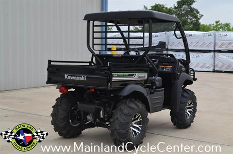 2017 Kawasaki Mule SX 4x4 XC SE in La Marque, Texas - Photo 4