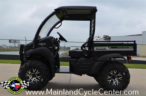 2017 Kawasaki Mule SX 4x4 XC SE in La Marque, Texas - Photo 5