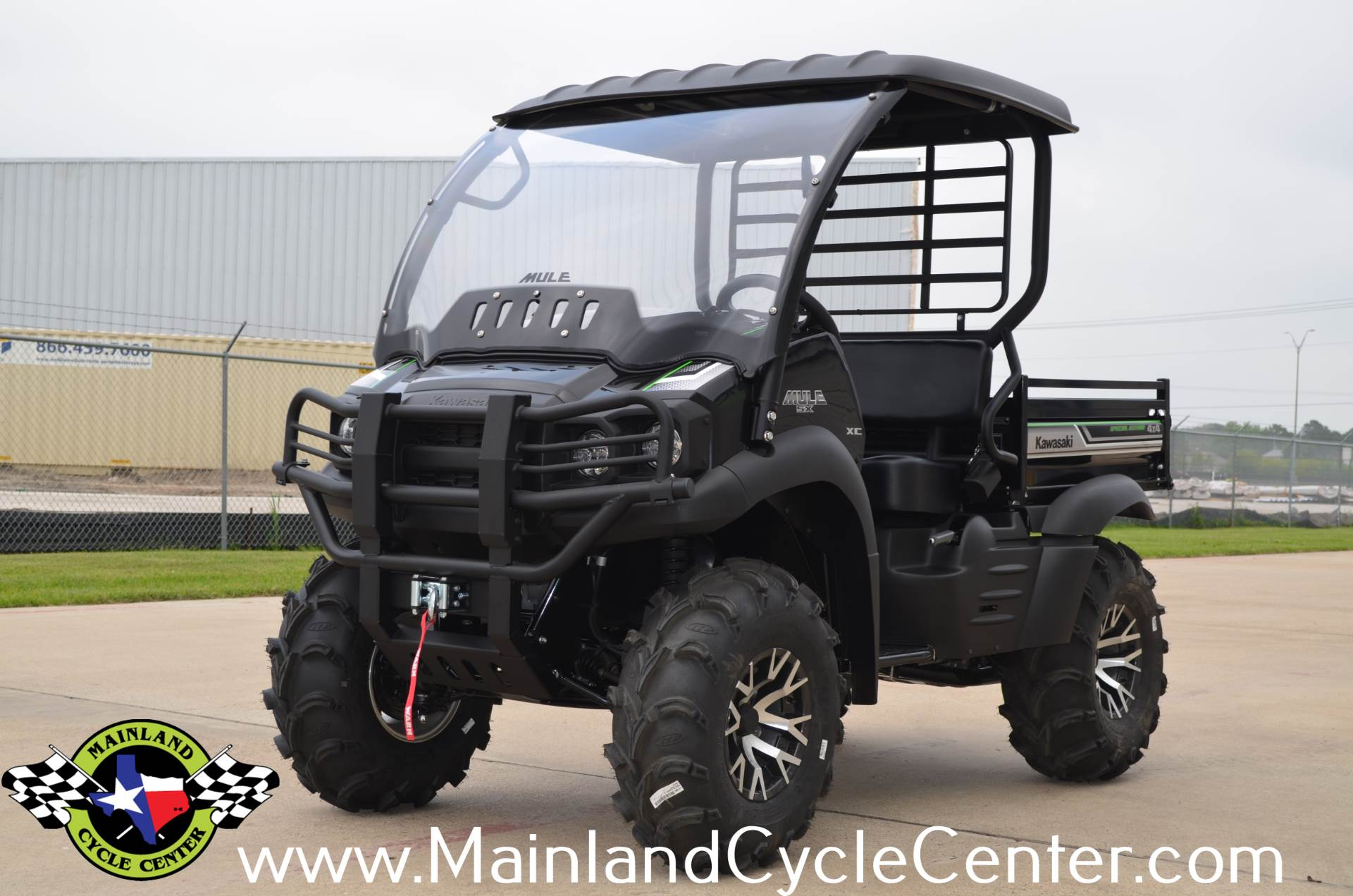 2017 Kawasaki Mule SX 4x4 XC SE in La Marque, Texas - Photo 6