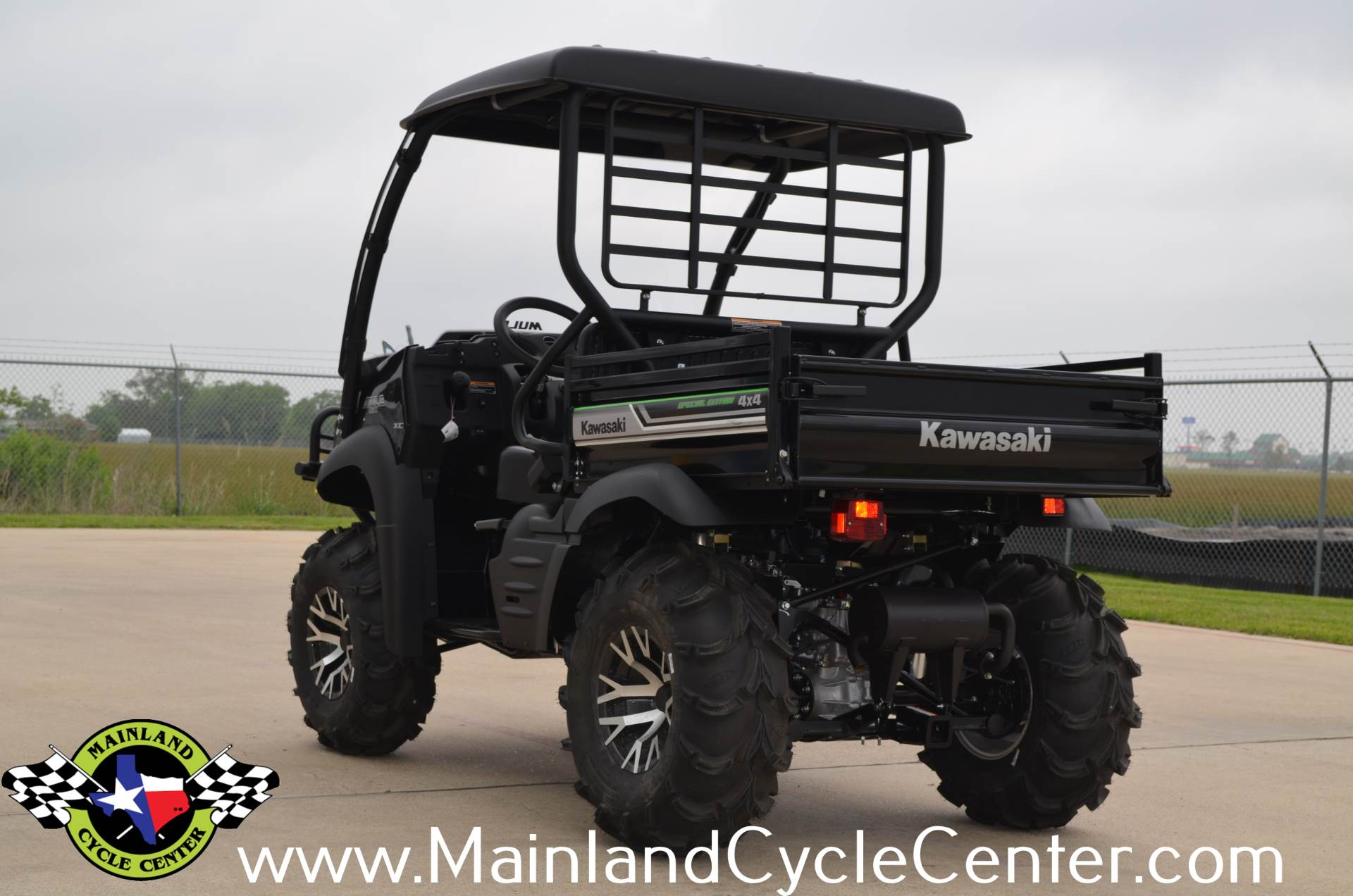 2017 Kawasaki Mule SX 4x4 XC SE in La Marque, Texas - Photo 7