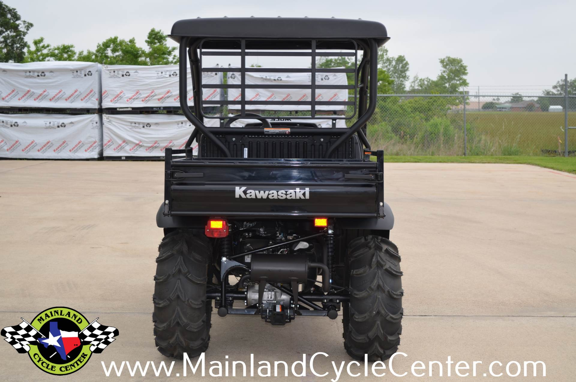 2017 Kawasaki Mule SX 4x4 XC SE in La Marque, Texas - Photo 8