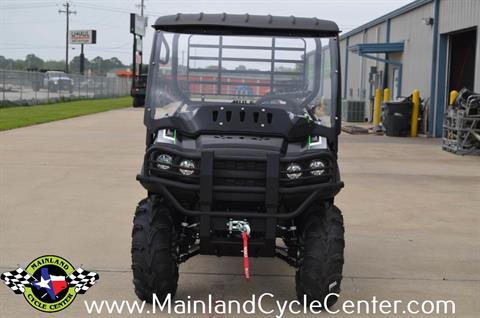 2017 Kawasaki Mule SX 4x4 XC SE in La Marque, Texas - Photo 9