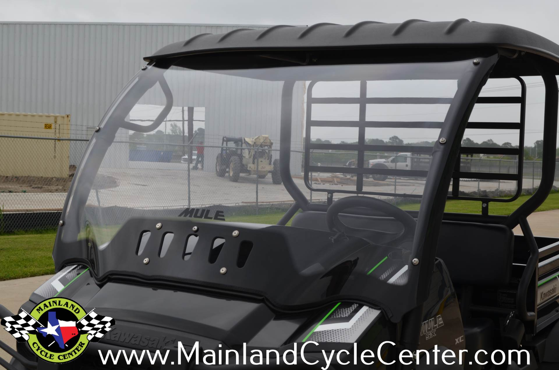2017 Kawasaki Mule SX 4x4 XC SE in La Marque, Texas - Photo 11