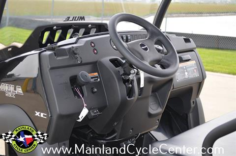 2017 Kawasaki Mule SX 4x4 XC SE in La Marque, Texas - Photo 15