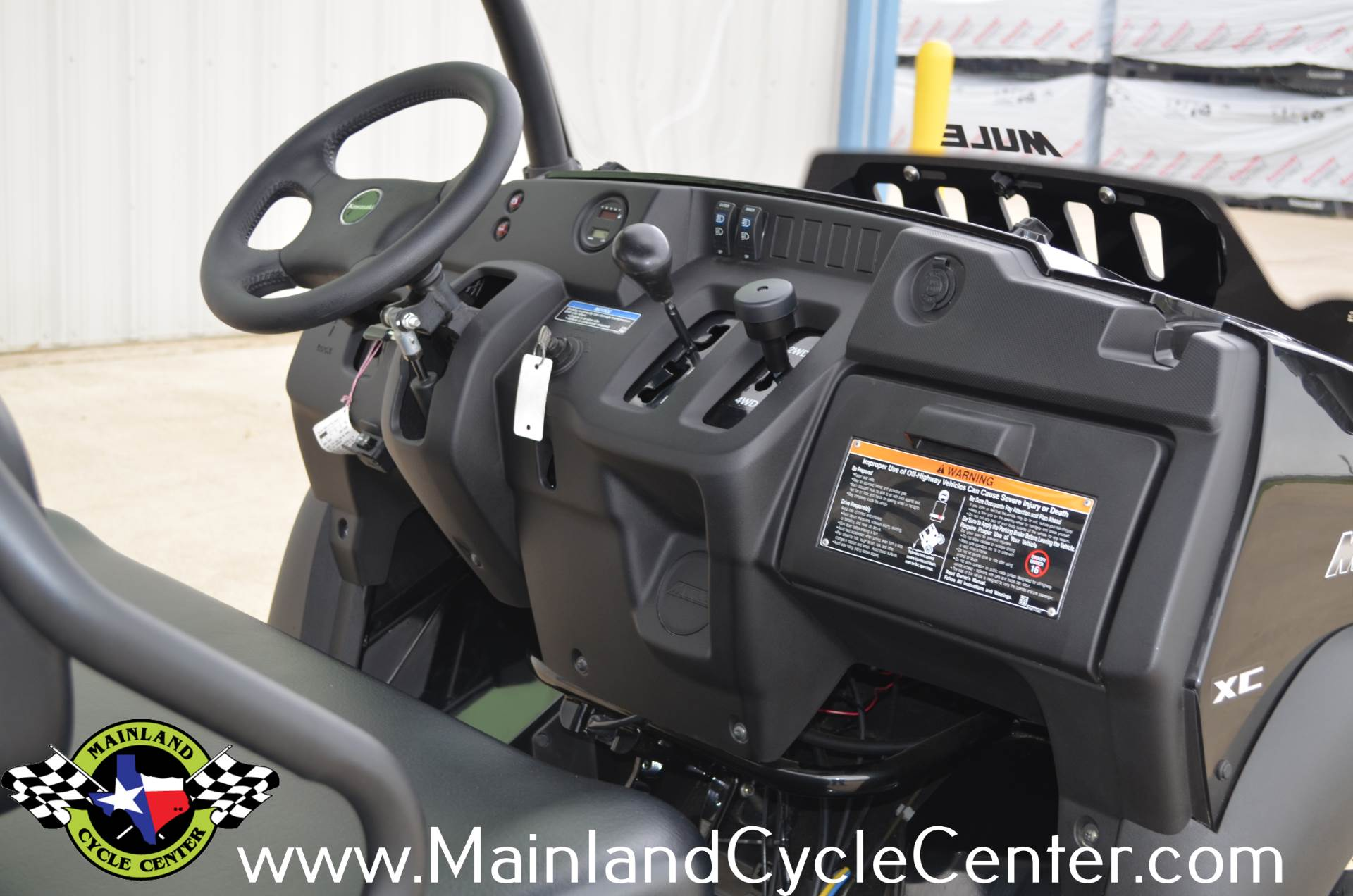 2017 Kawasaki Mule SX 4x4 XC SE in La Marque, Texas - Photo 18