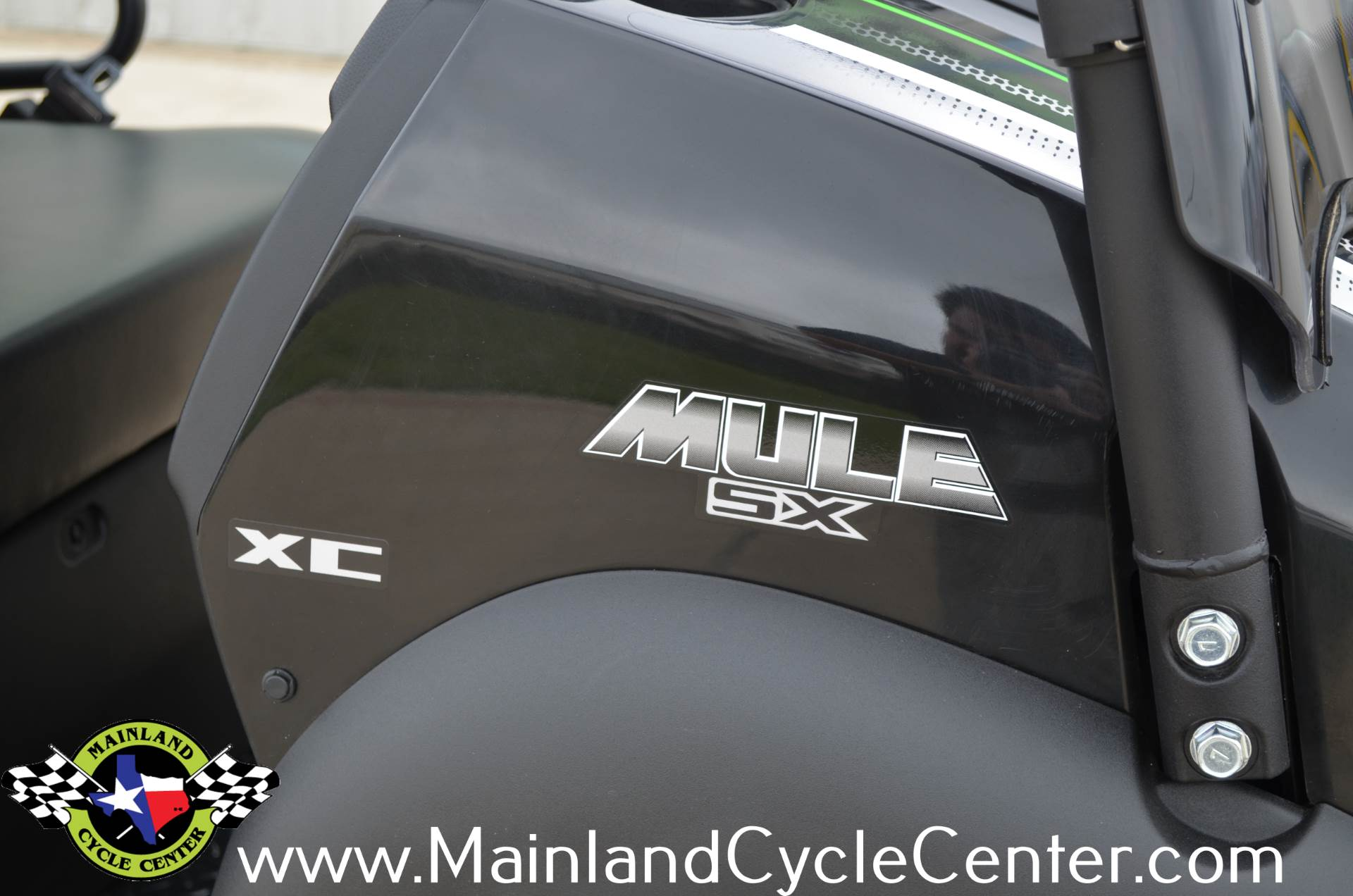 2017 Kawasaki Mule SX 4x4 XC SE in La Marque, Texas - Photo 22