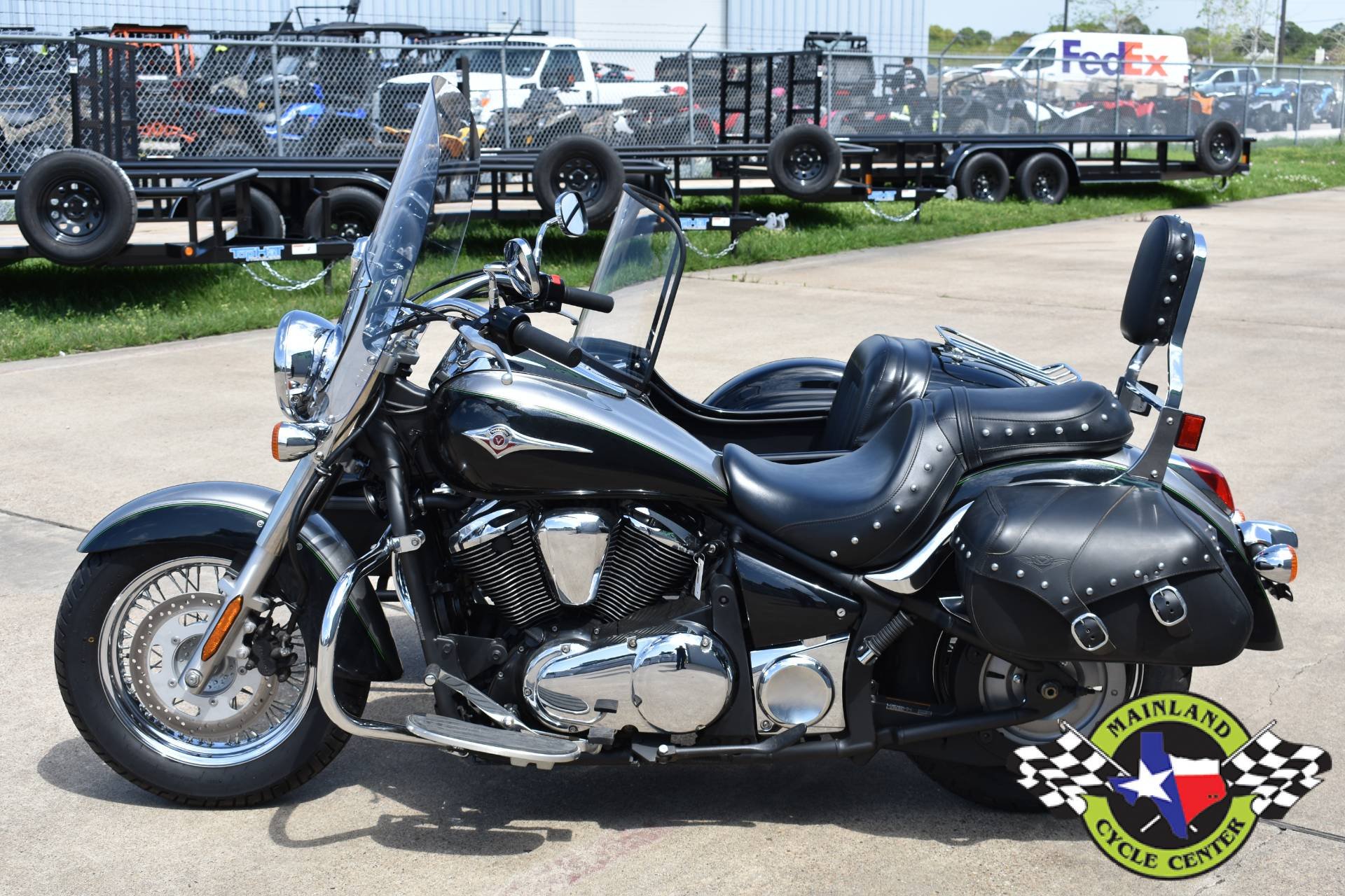 2016 Kawasaki Vulcan 900 Classic LT in La Marque, Texas - Photo 3