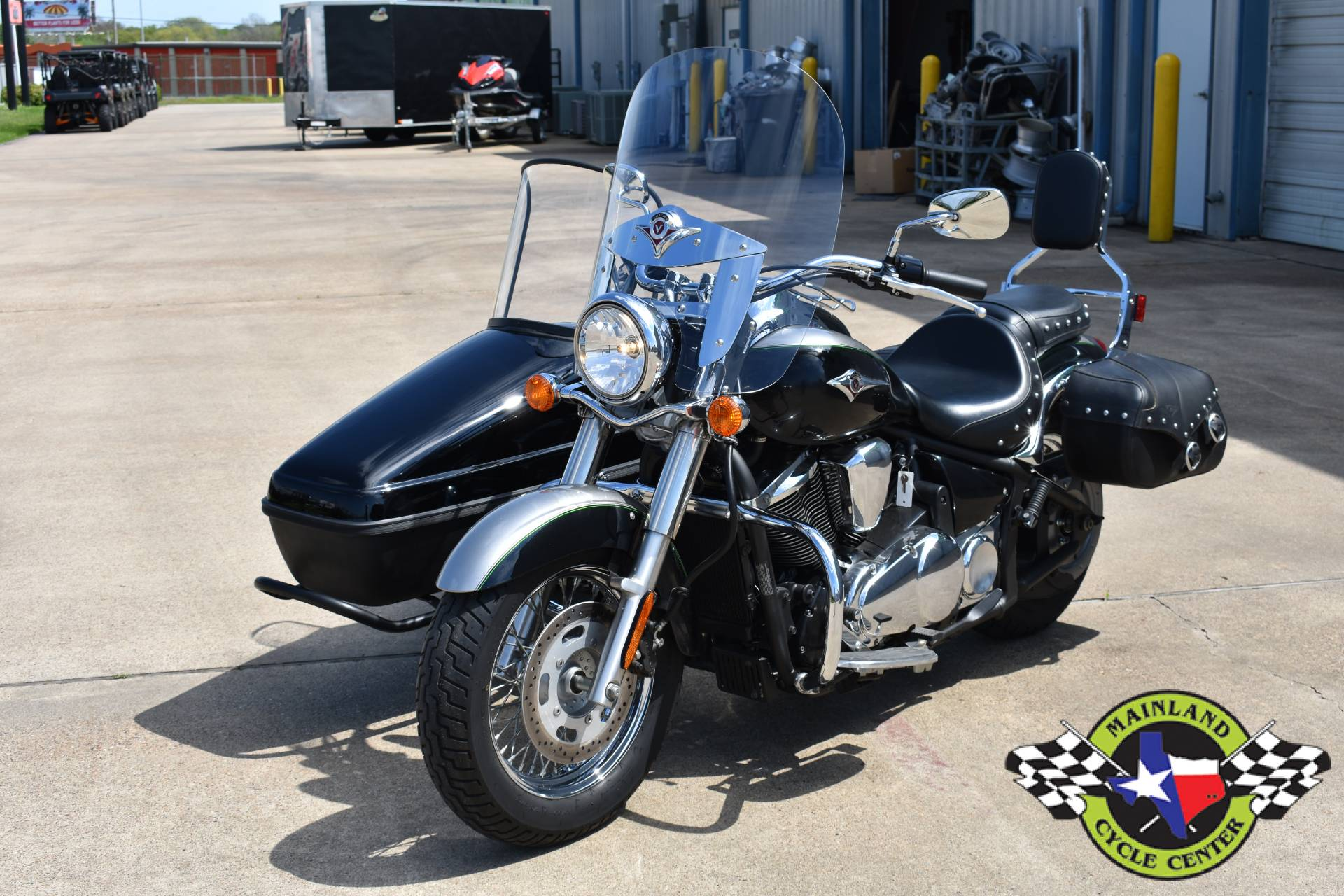 2016 Kawasaki Vulcan 900 Classic LT in La Marque, Texas - Photo 4