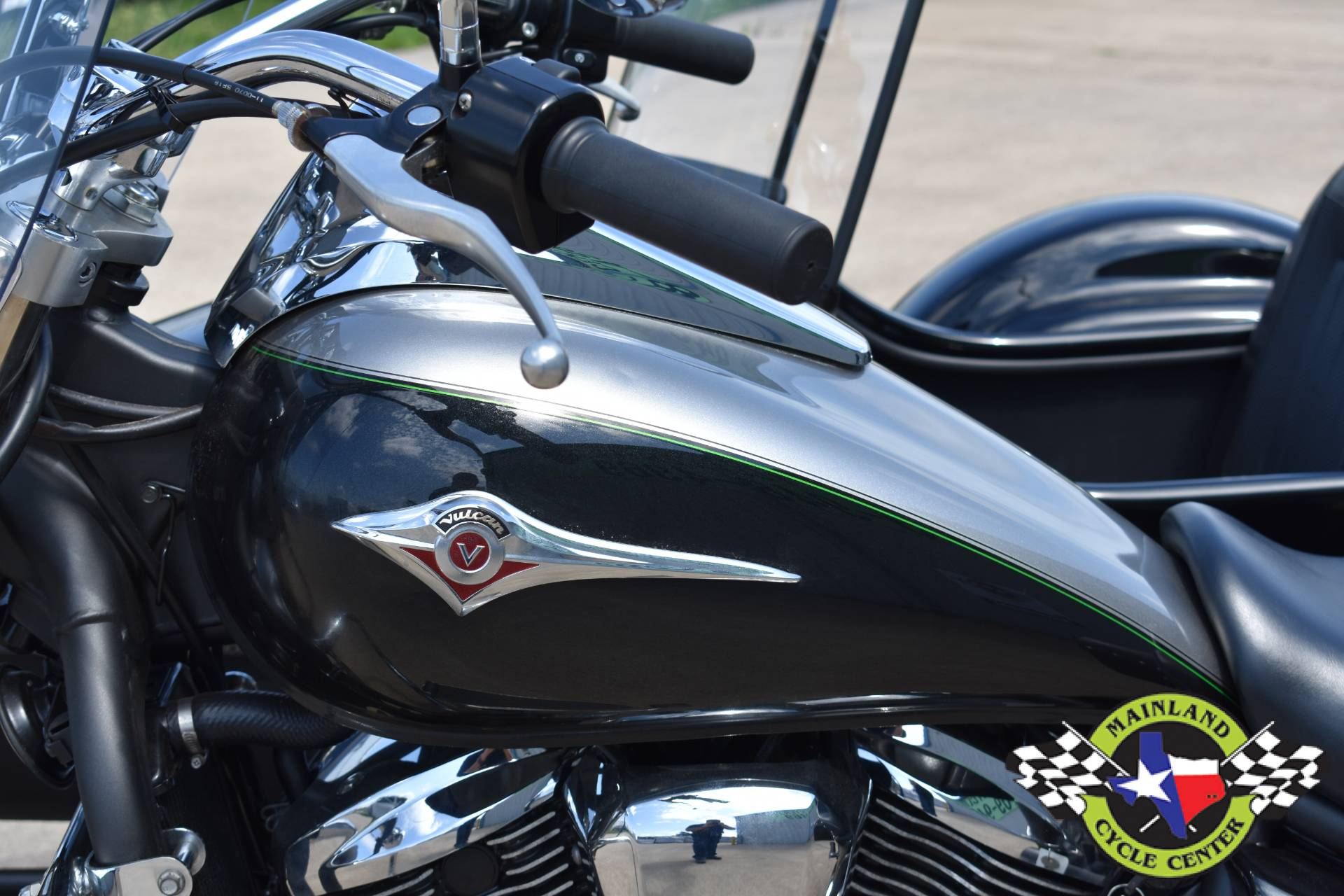 2016 Kawasaki Vulcan 900 Classic LT in La Marque, Texas - Photo 9