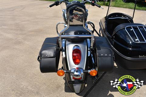 2016 Kawasaki Vulcan 900 Classic LT in La Marque, Texas - Photo 14