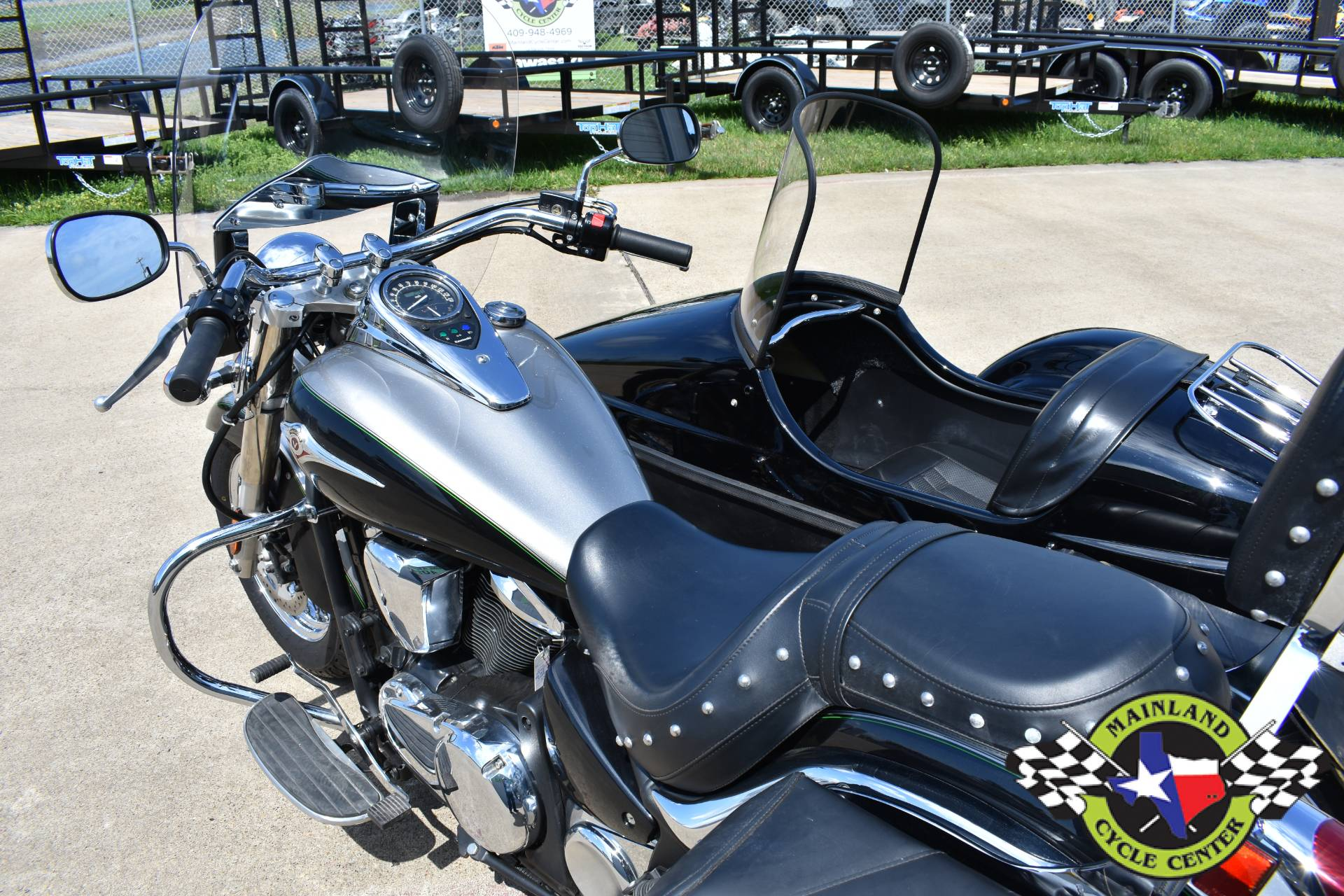 2016 Kawasaki Vulcan 900 Classic LT in La Marque, Texas - Photo 15
