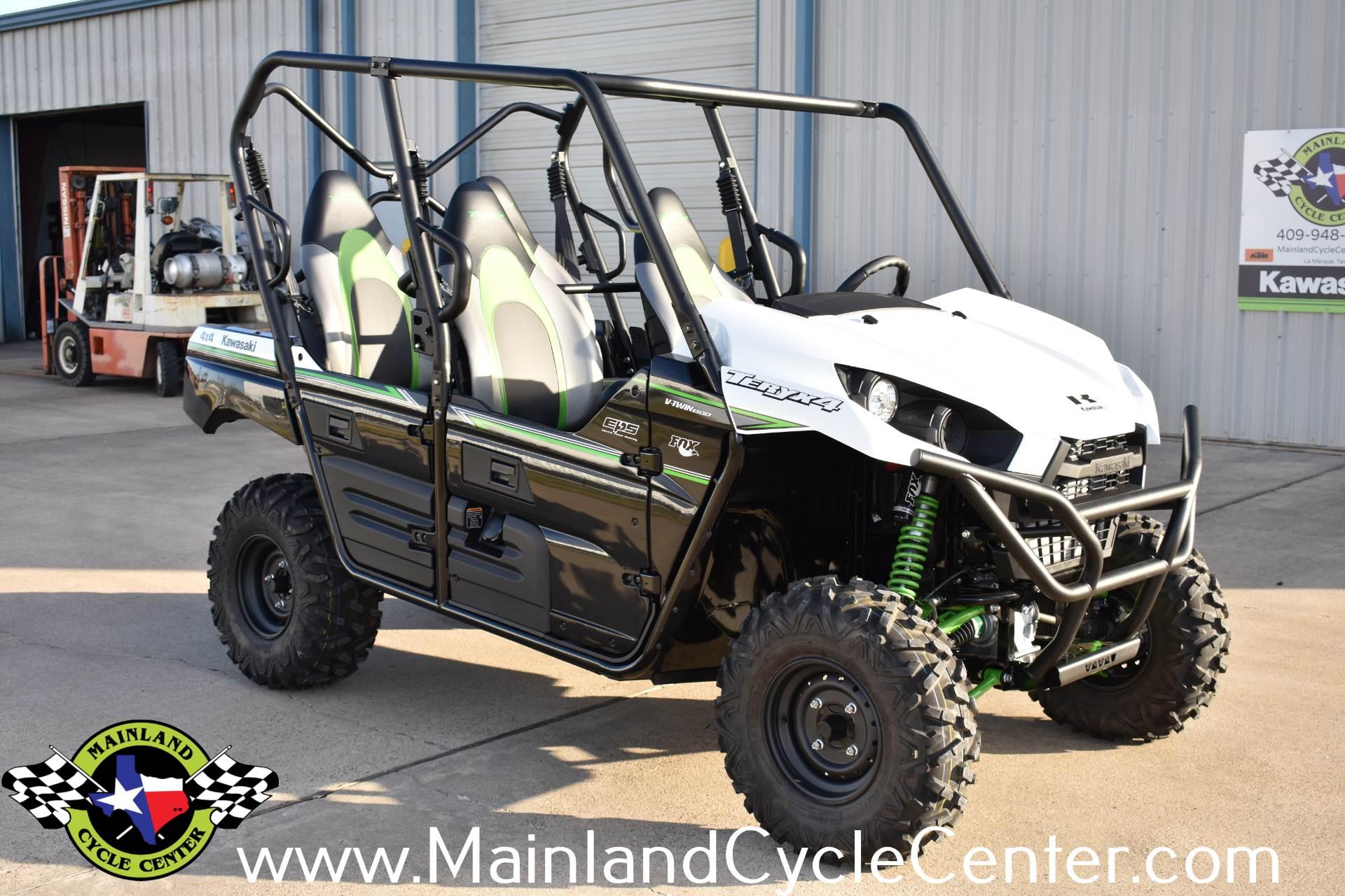 2019 Kawasaki Teryx4 1