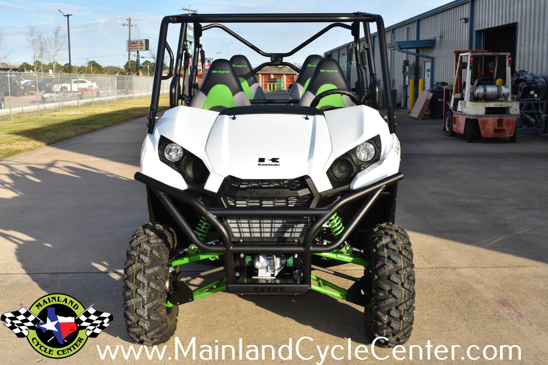 2019 Kawasaki Teryx4 10