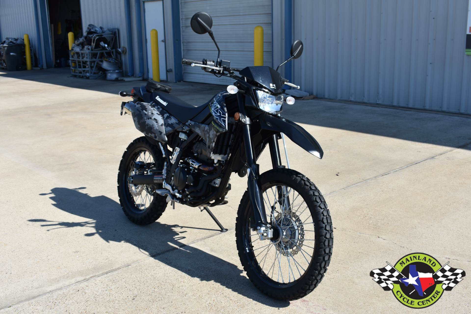 2019 Kawasaki KLX 250 Camo in La Marque, Texas - Photo 2
