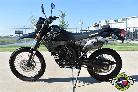 2019 Kawasaki KLX 250 Camo in La Marque, Texas - Photo 4