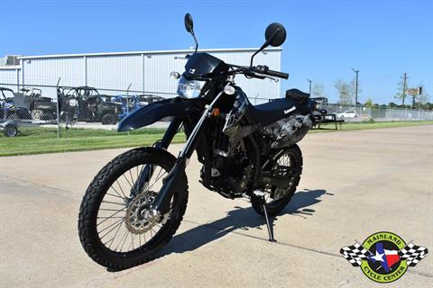 2019 Kawasaki KLX 250 Camo in La Marque, Texas - Photo 5