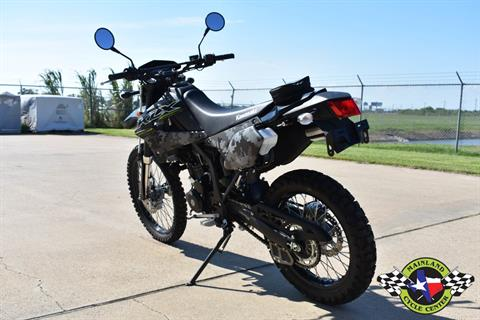 2019 Kawasaki KLX 250 Camo in La Marque, Texas - Photo 6