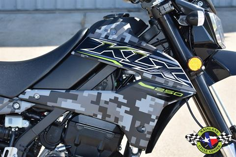 2019 Kawasaki KLX 250 Camo in La Marque, Texas - Photo 10